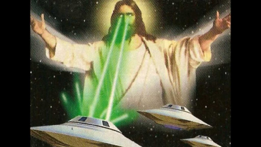 This 420 podcast about Black Holes will blow your mind with the power of Christ