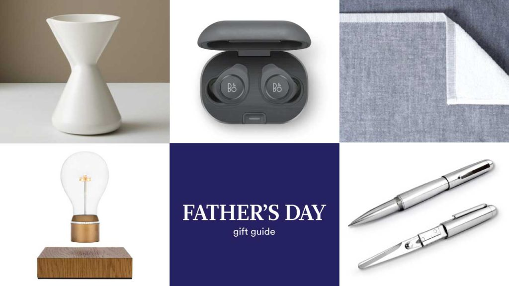 Design Milk's 2020 Daddy's Day Gift Guide