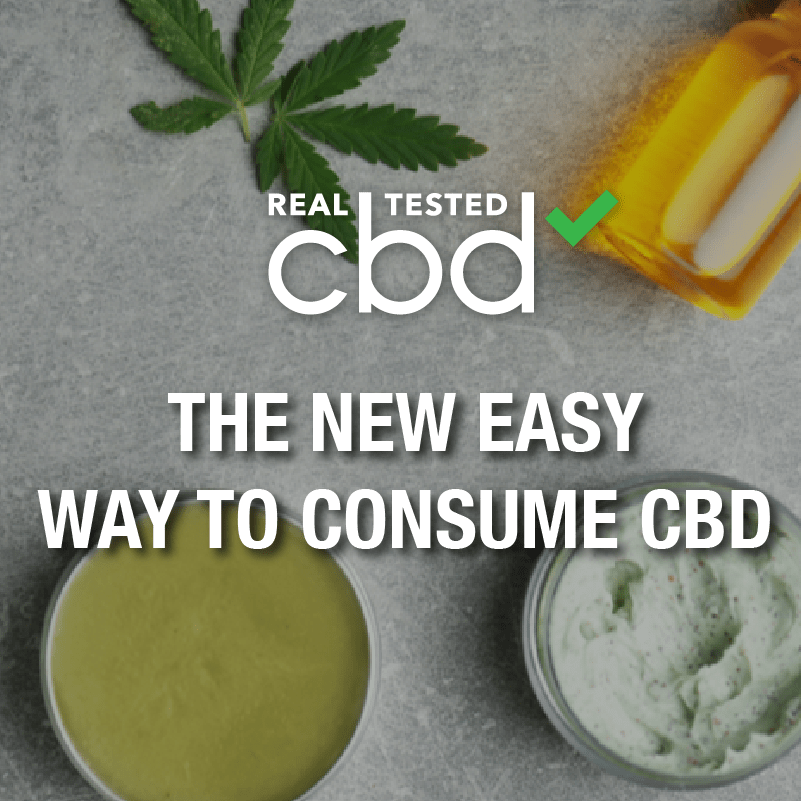 A New Method to Consume CBD– Introducing Oral Strips