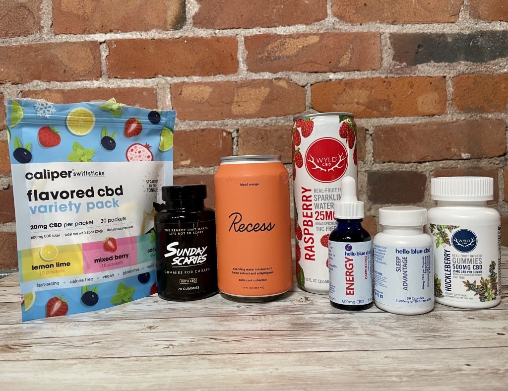 7 Noteworthy CBD Oils, Gummies and Waters for Anxiety, Sleep and More